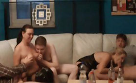 Real Swingers Party